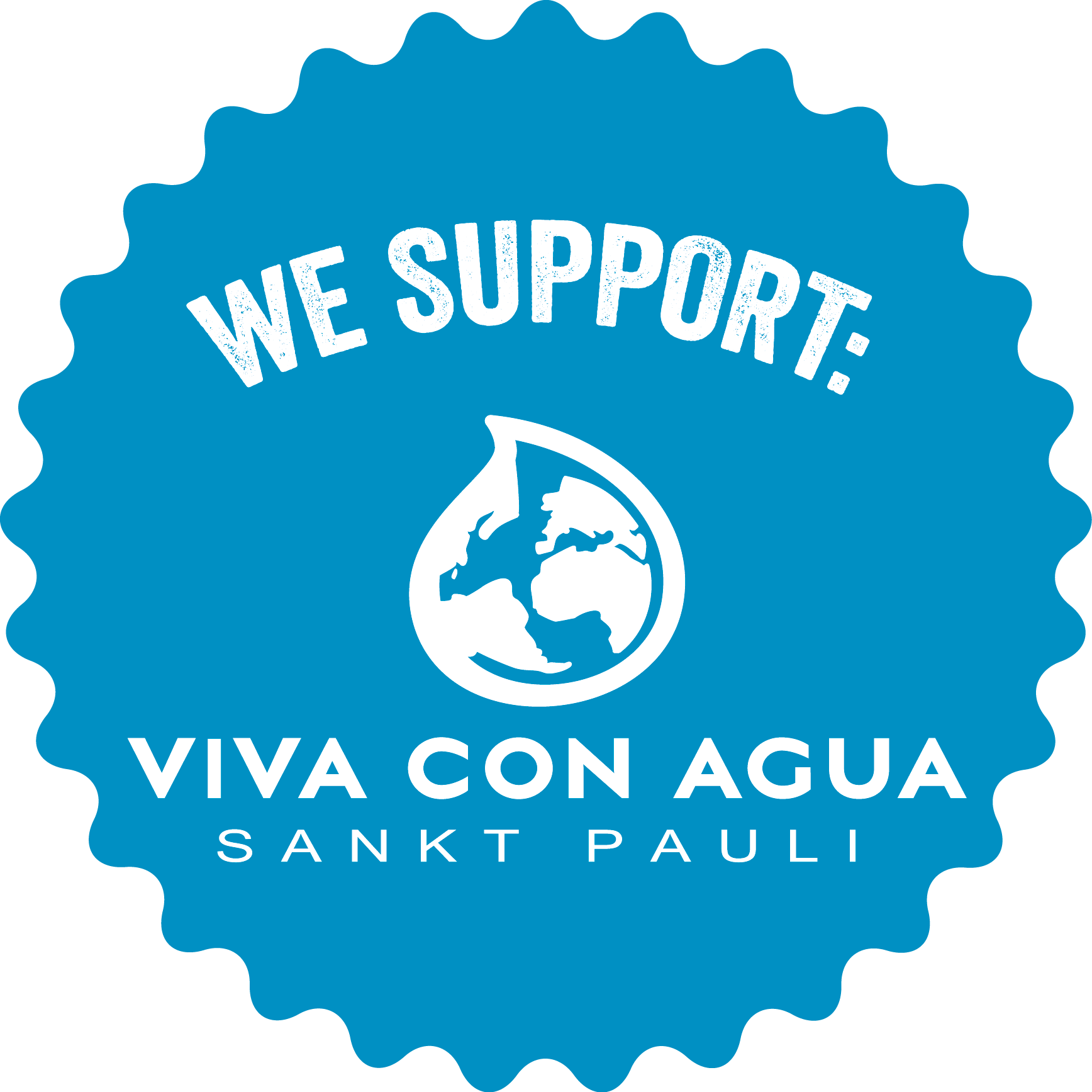 Spende an Viva con Aqua von MTS & APIC Filter